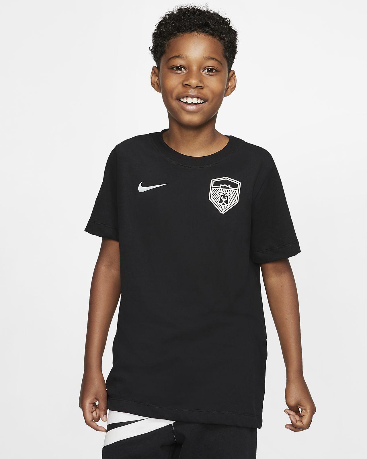Nike Dri-FIT LeBron Older Kids' (Boys') Training T-Shirt