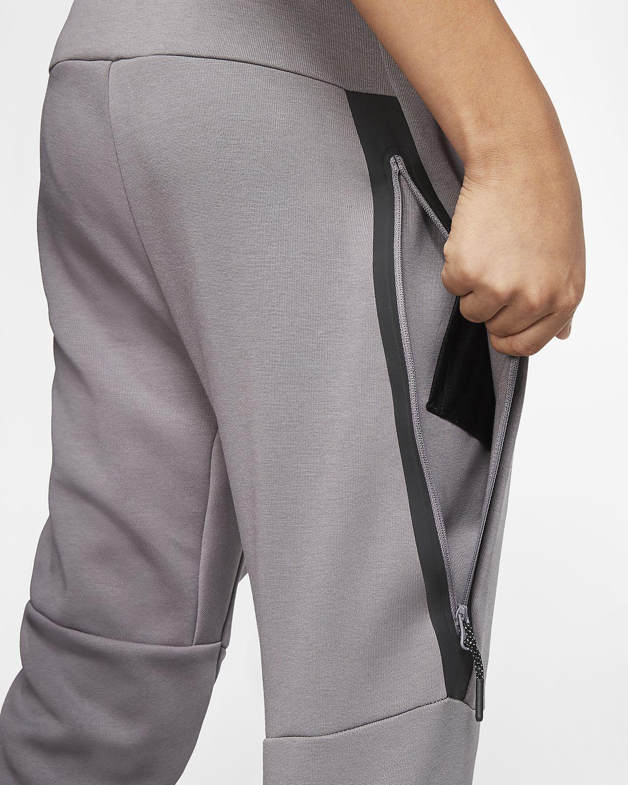 Nike Sportswear Older Kids Tech Fleece Trousers Nike Ma