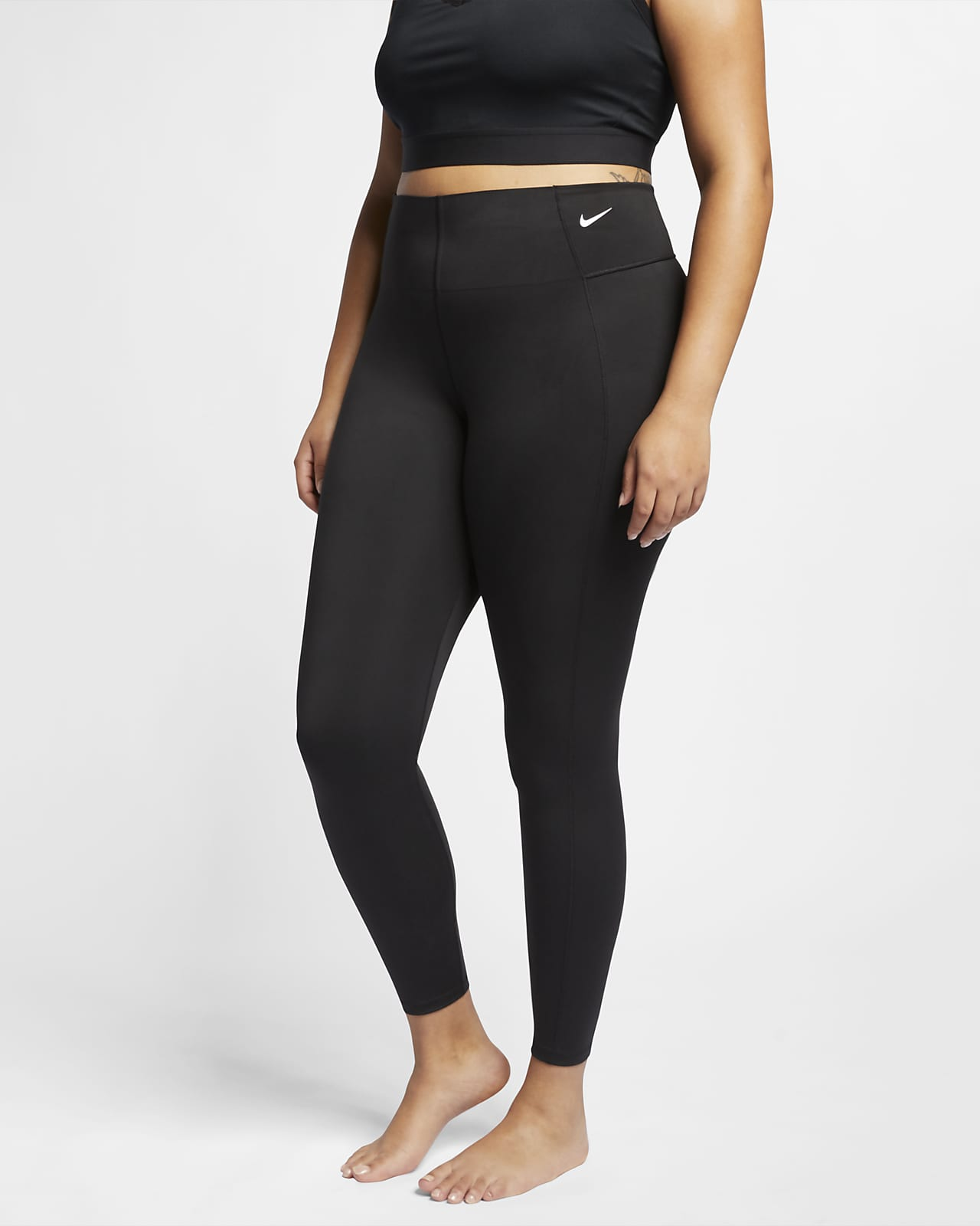 Nike Sculpt Victory Women's High-Waisted Training Leggings (Plus Size)