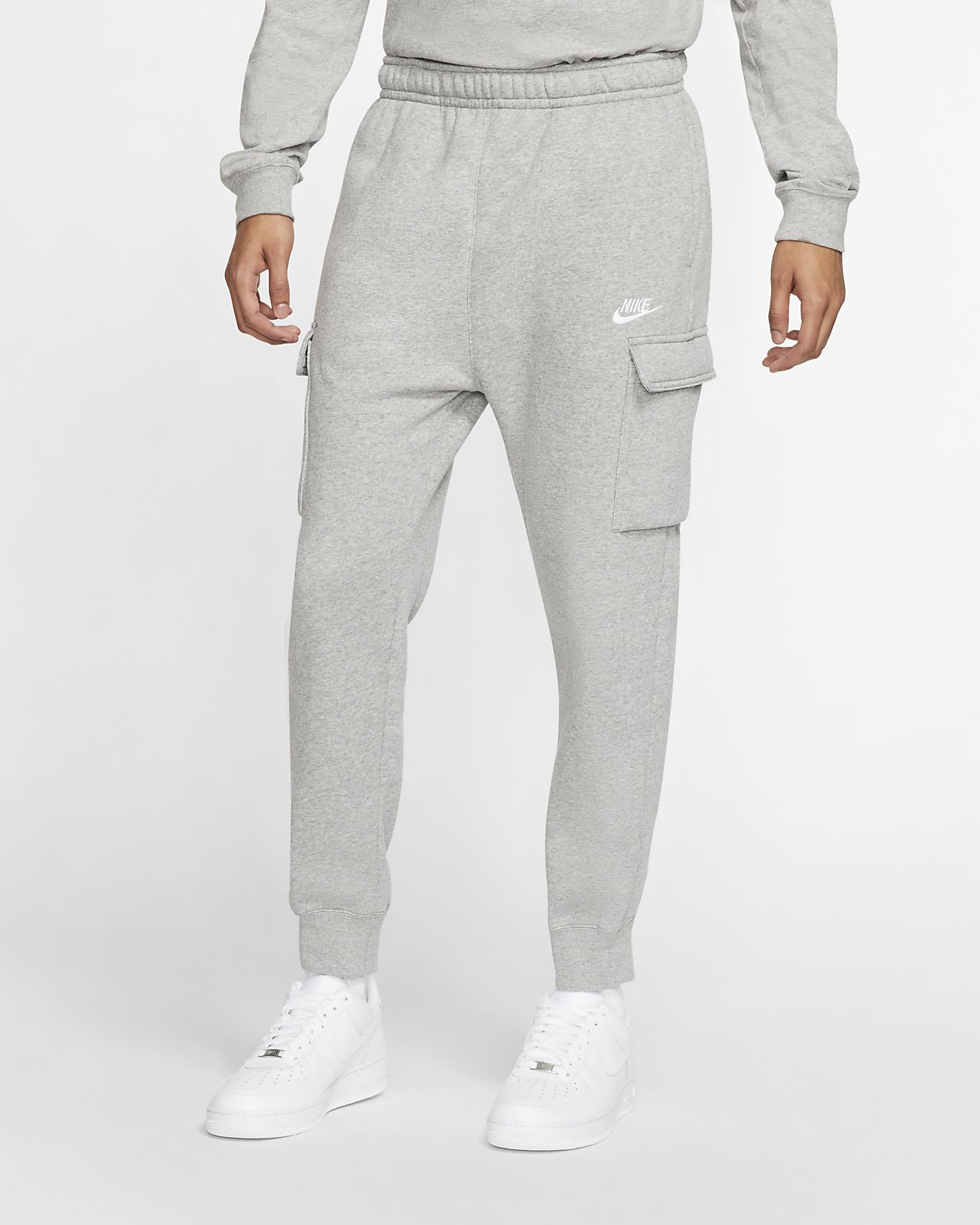 Pantalon cargo Nike Sportswear Club Fleece pour Homme