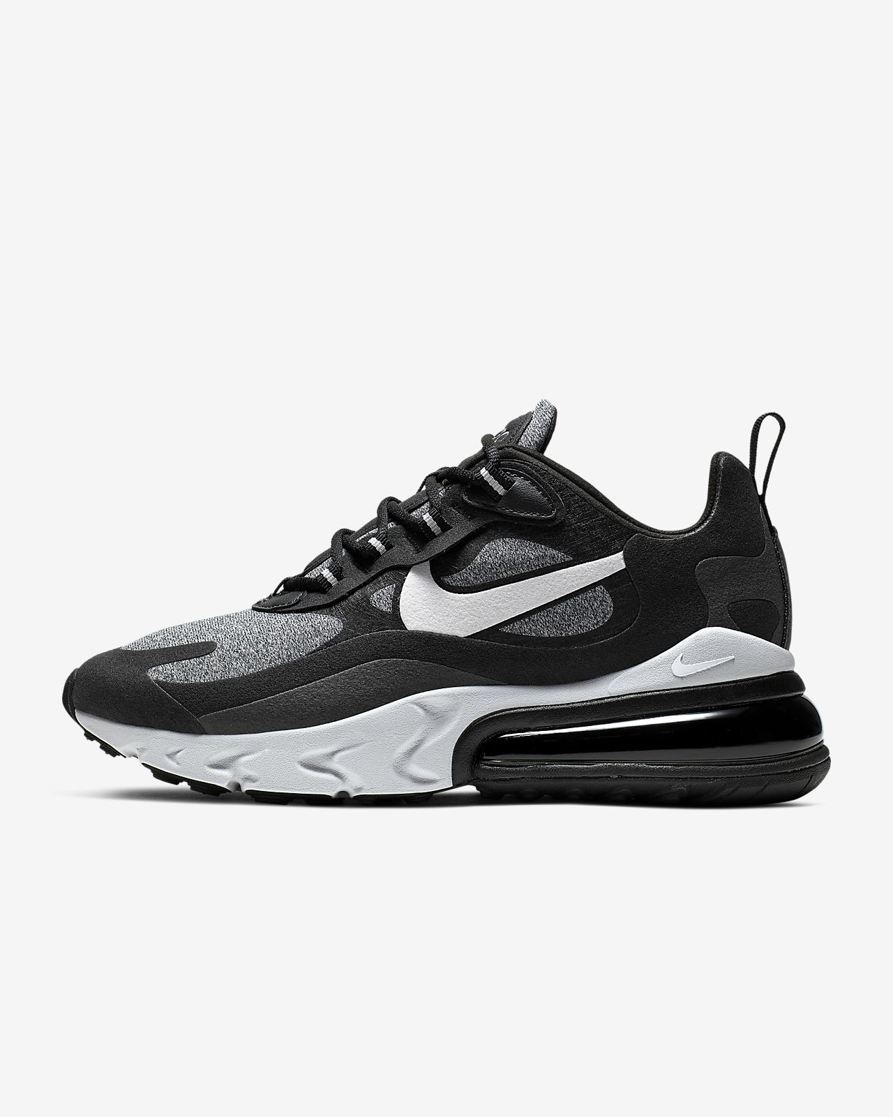 Nike Air Max 270 React sko til kvinder (Optical)
