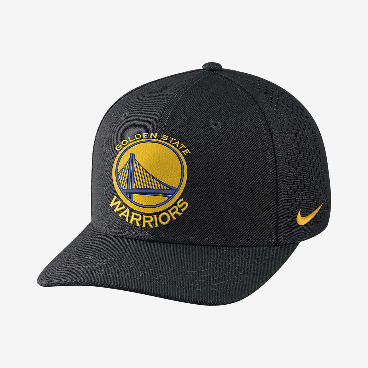 Golden State Warriors Nike AeroBill Classic99 Unisex Adjustable NBA Hat