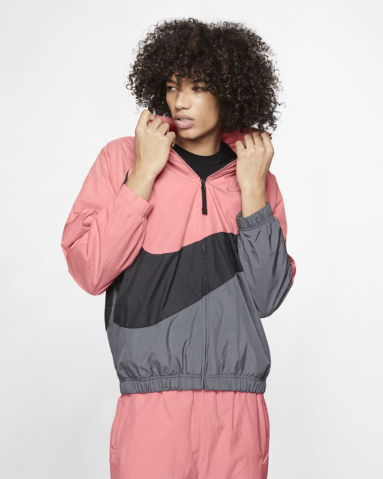 "Tkaná větrovka Nike Sportswear ""Swoosh"""