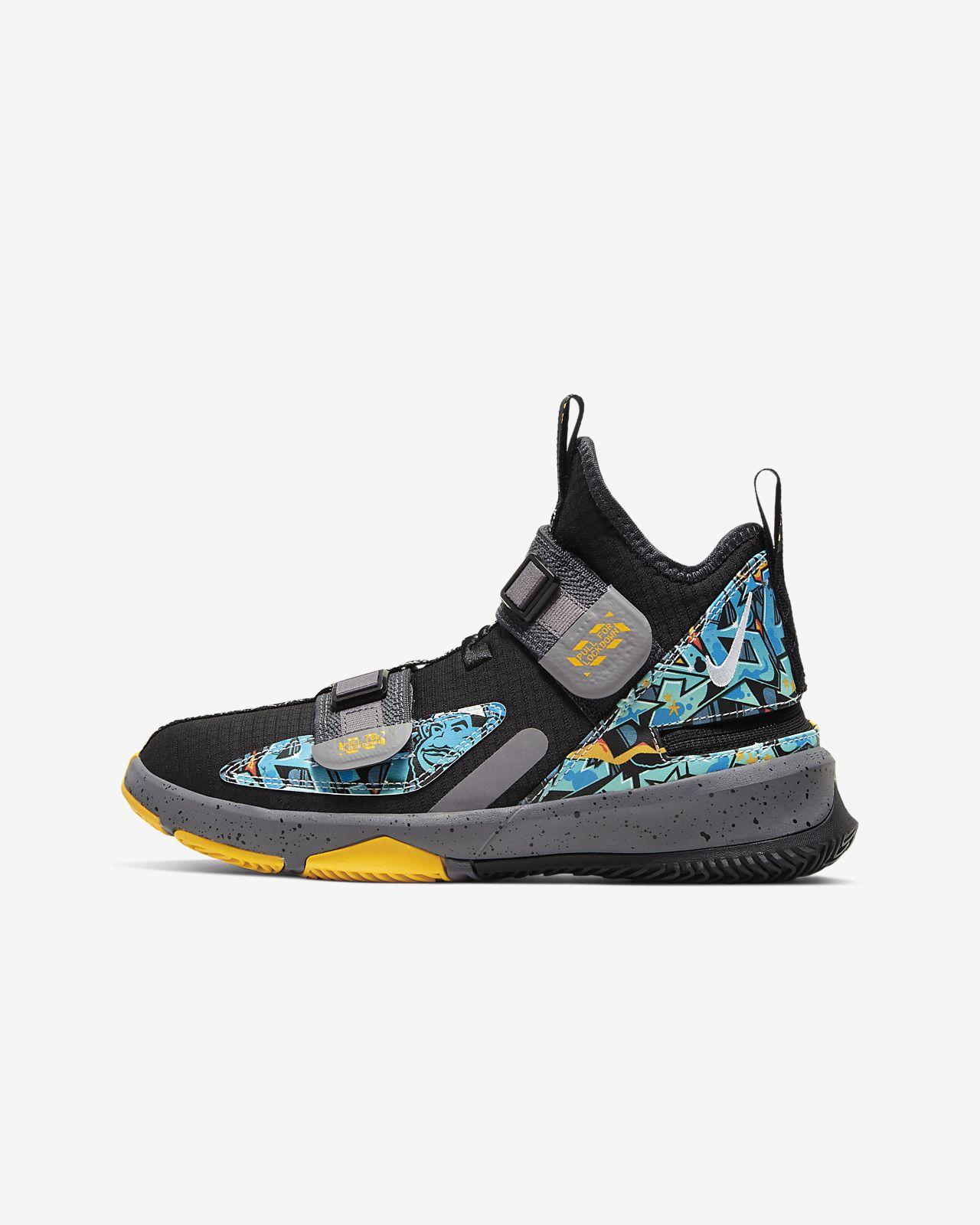 zapatillas baloncesto niños