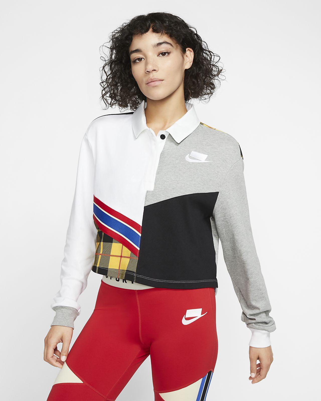 Nike Sportswear Women's Long-Sleeve Polo