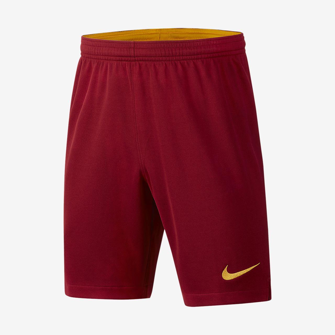 A.S. Roma 2019/20 Stadium Home/Away Pantalons curts de futbol - Nen/a