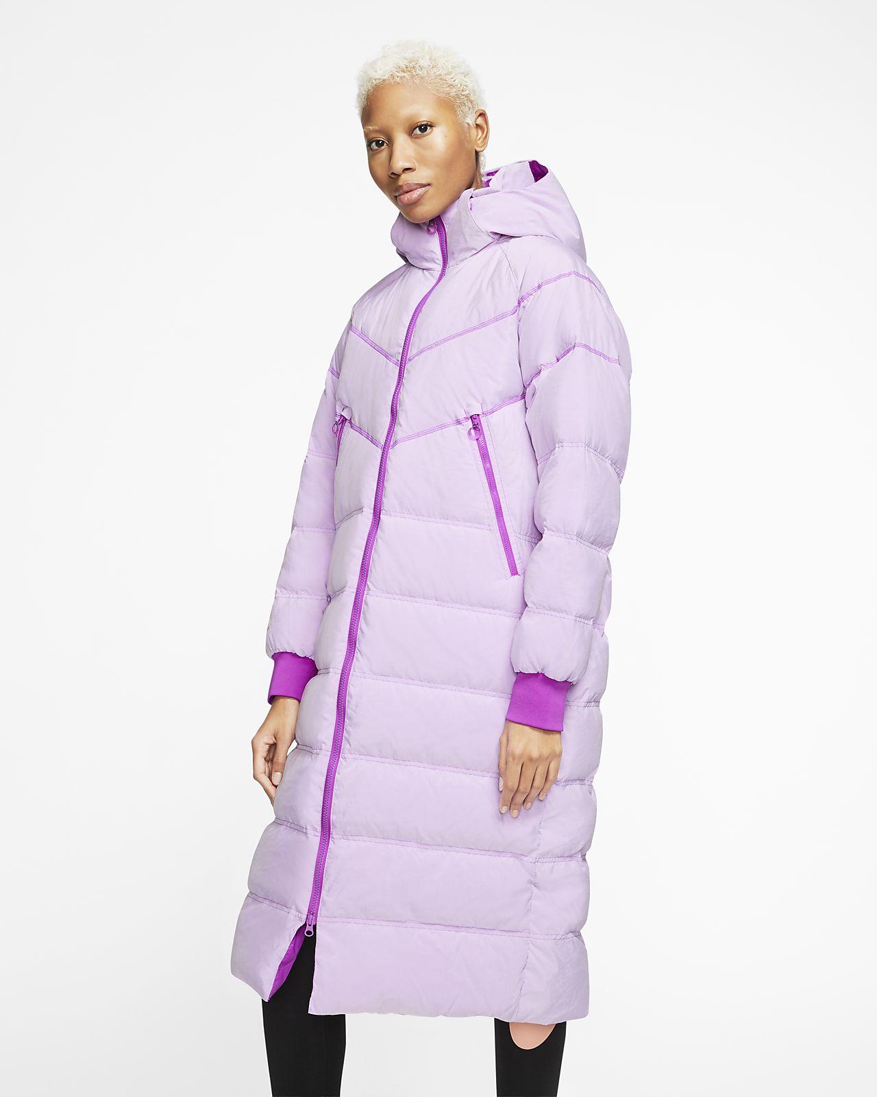 Parca Nike Sportswear Down-Fill City Ready para mulher