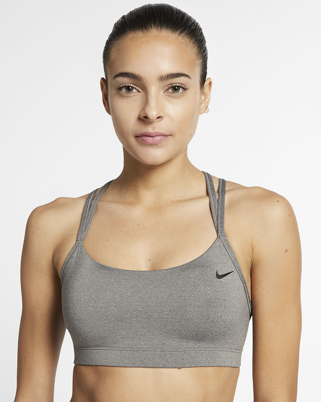 Nike Favorites Women's Light-Support Sports Padded Strappy Bra