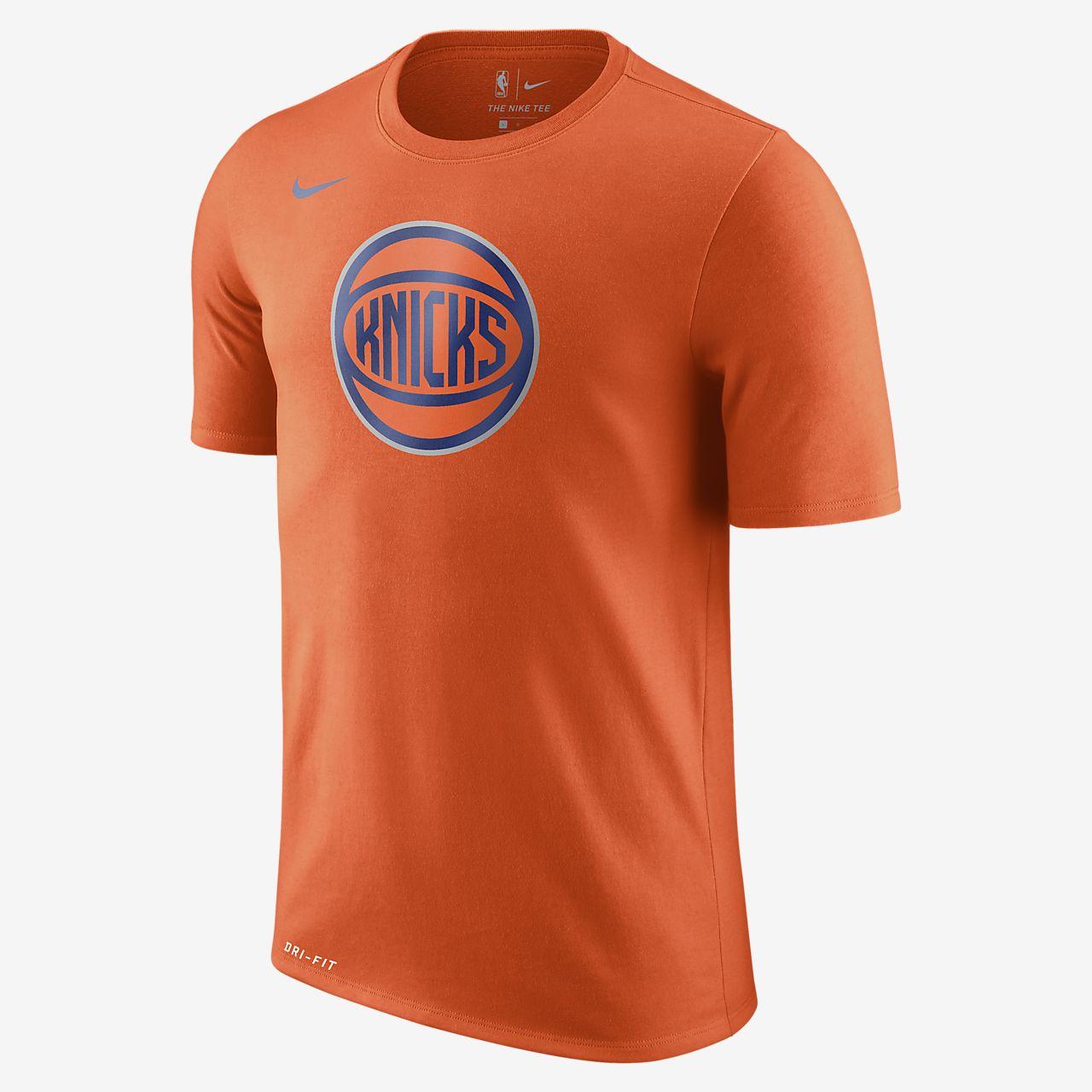 New York Knicks Nike Dry Logo Men's NBA T-Shirt
