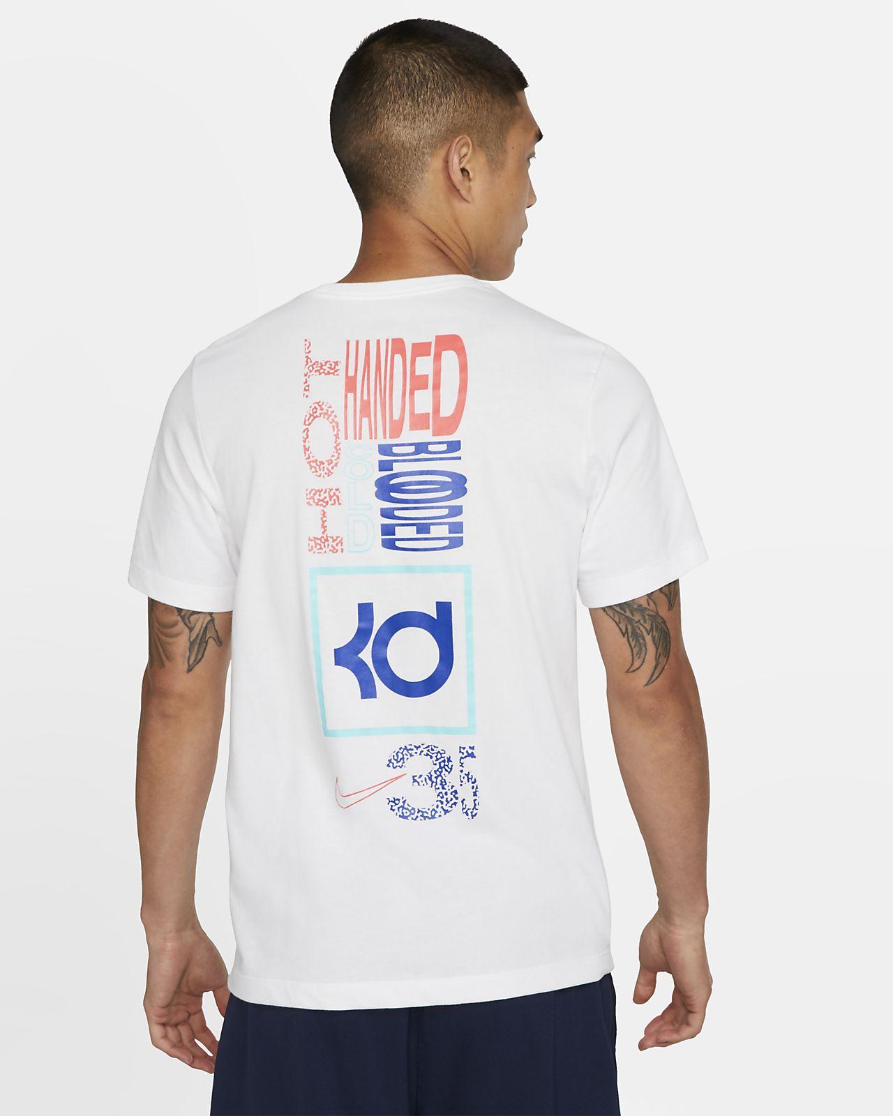 KD T Shirt Nike Dri-FIT KD Men's Basketball T-Shirt. Nike LU