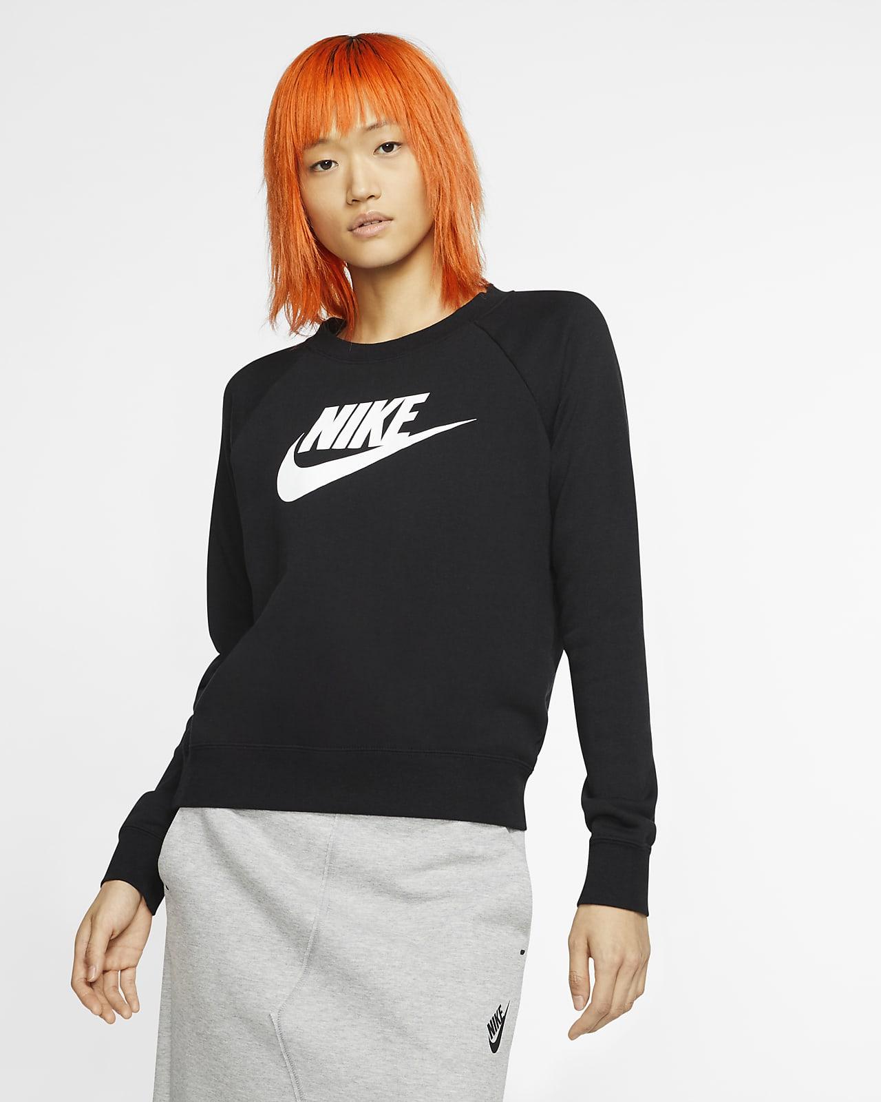 Sudadera de tejido Fleece para mujer Nike Sportswear Essential
