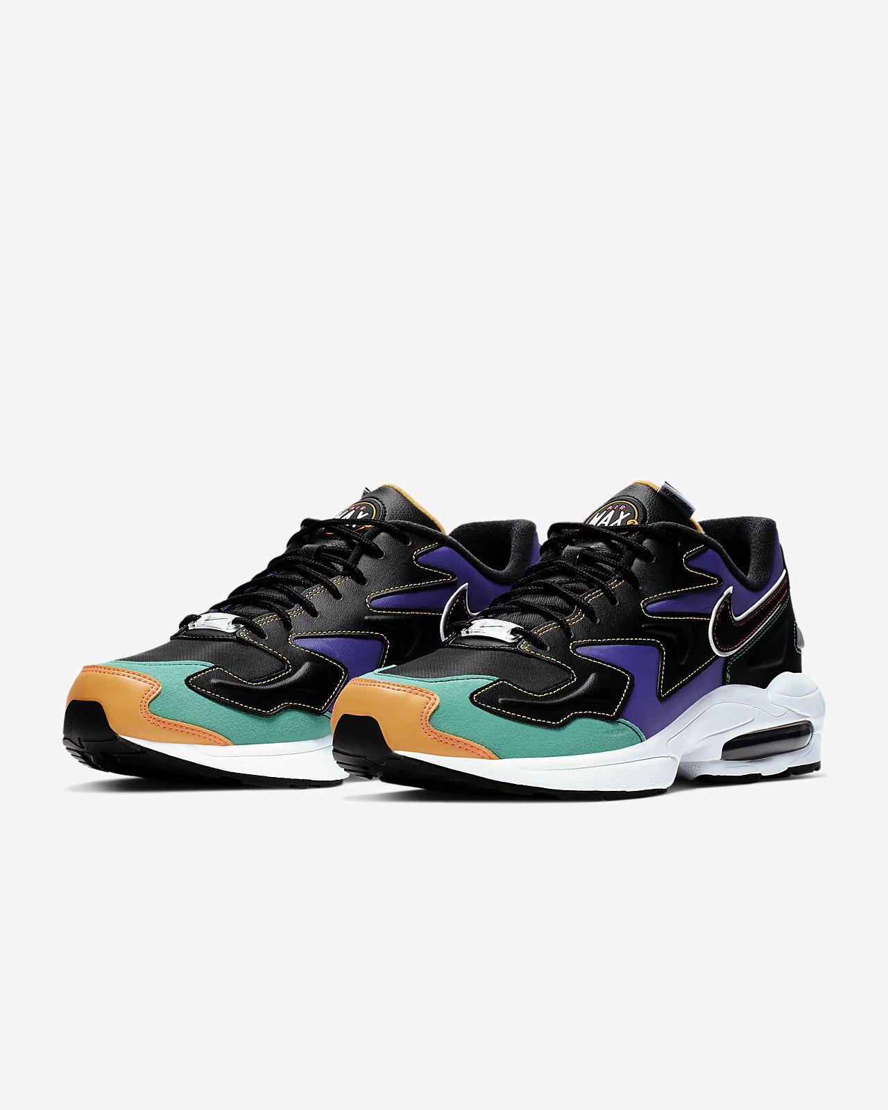Chaussure Nike Air Max2 Light Premium pour Homme