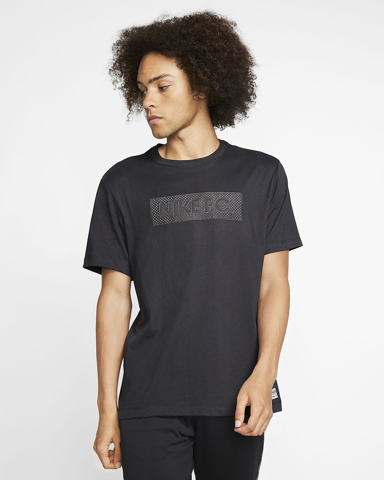 เสื้อยืดผู้ชาย Nike F.C.