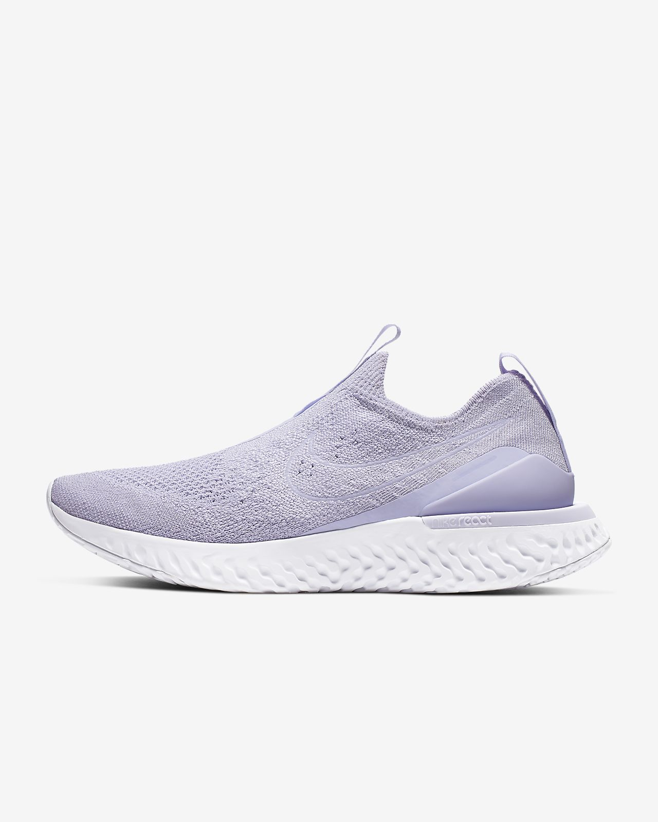 Nike Epic Phantom React Flyknit Women's Running Shoe. Nike MY