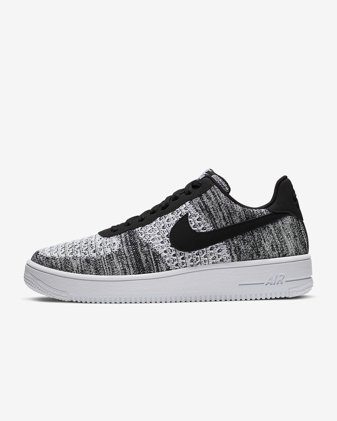air force flyknit homme