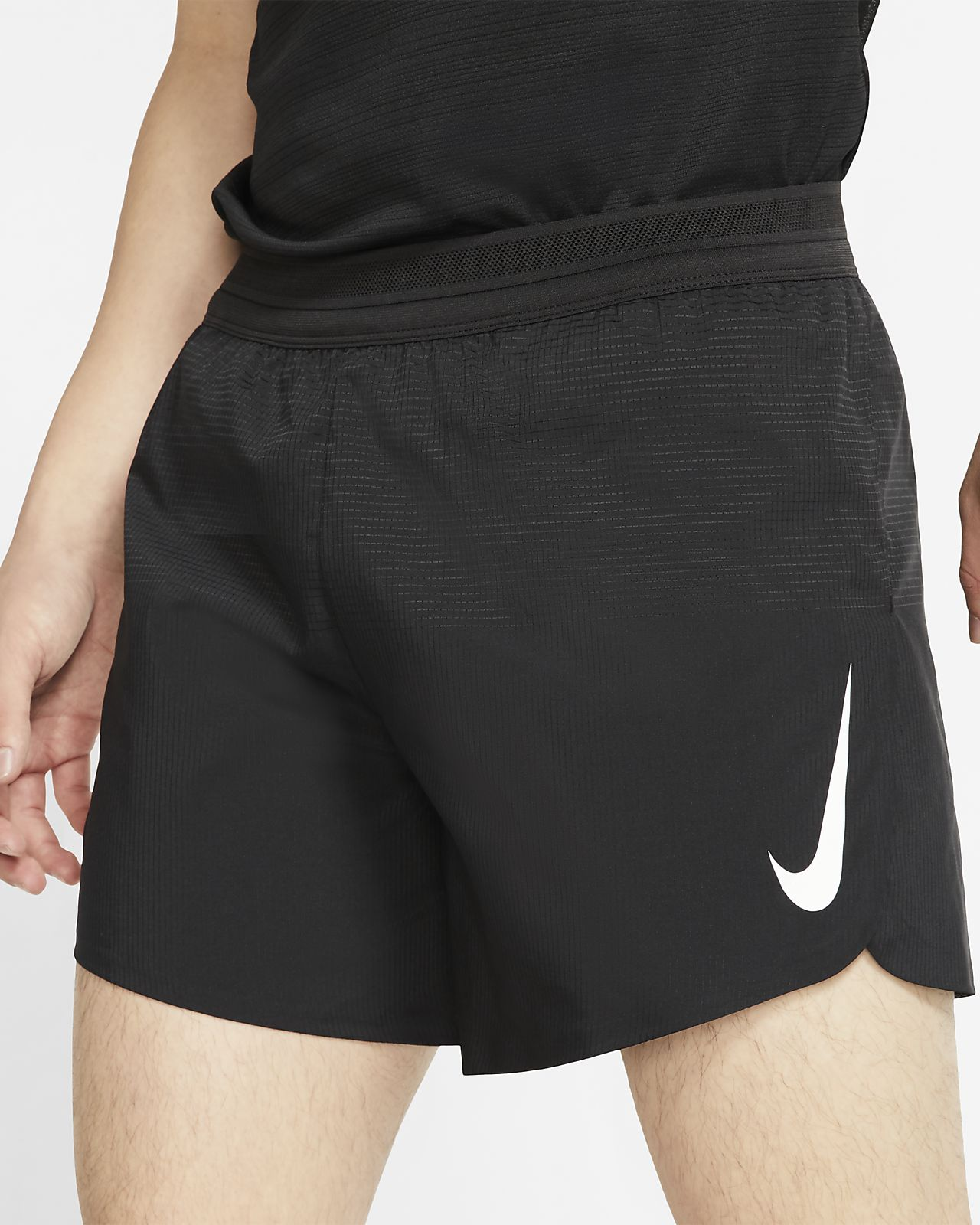 "Nike VaporKnit (London) Men's 5"" Running Shorts"