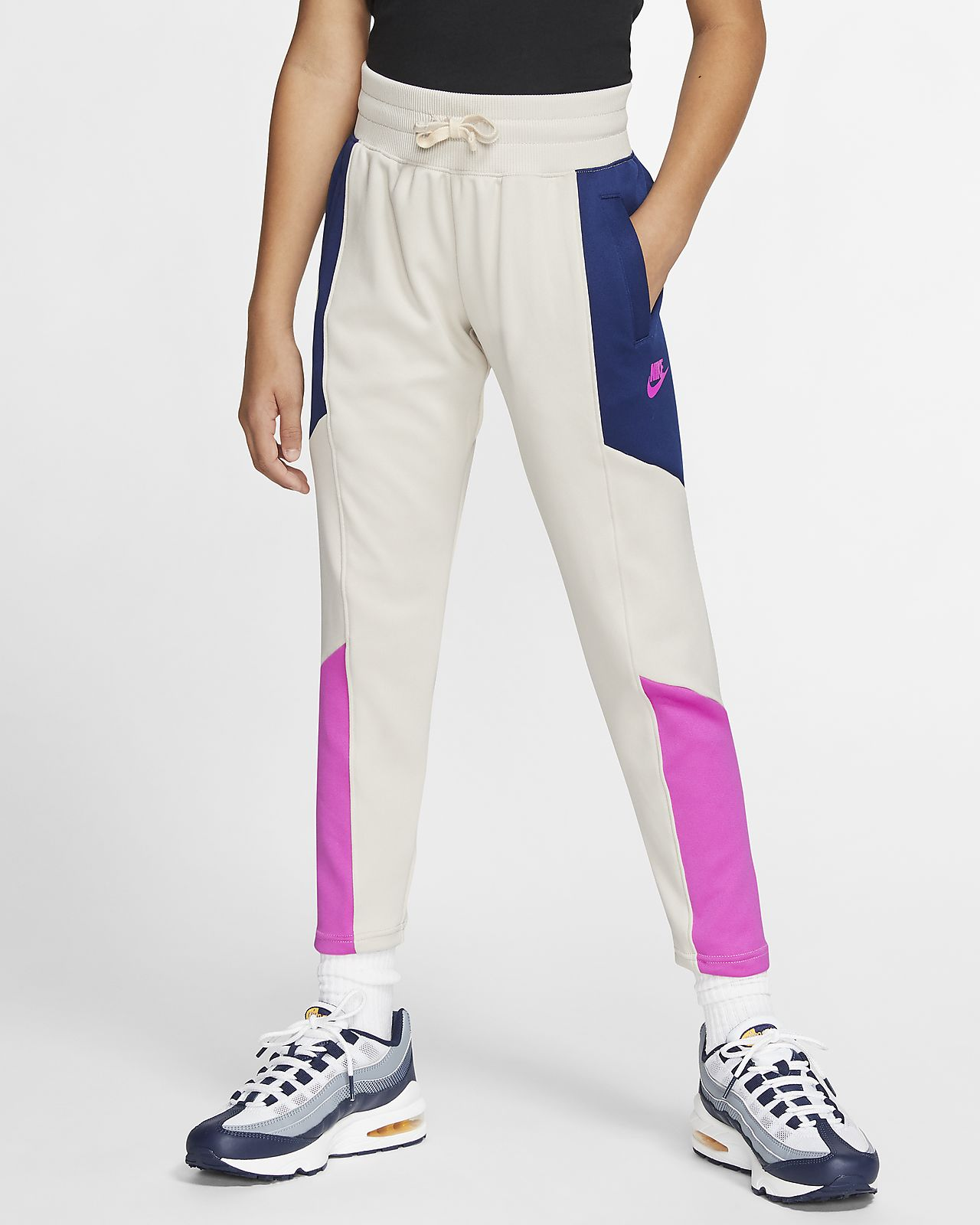 Nike Sportswear Heritage Older Kids' (Girls') Trousers