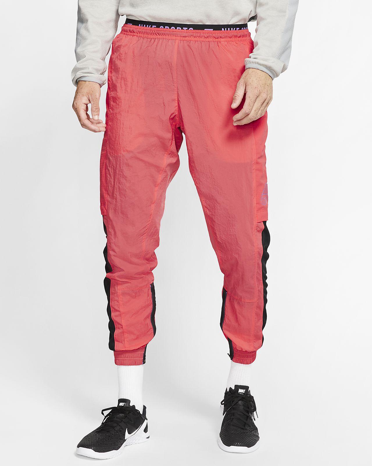 nike pantaloni dry fit uomo
