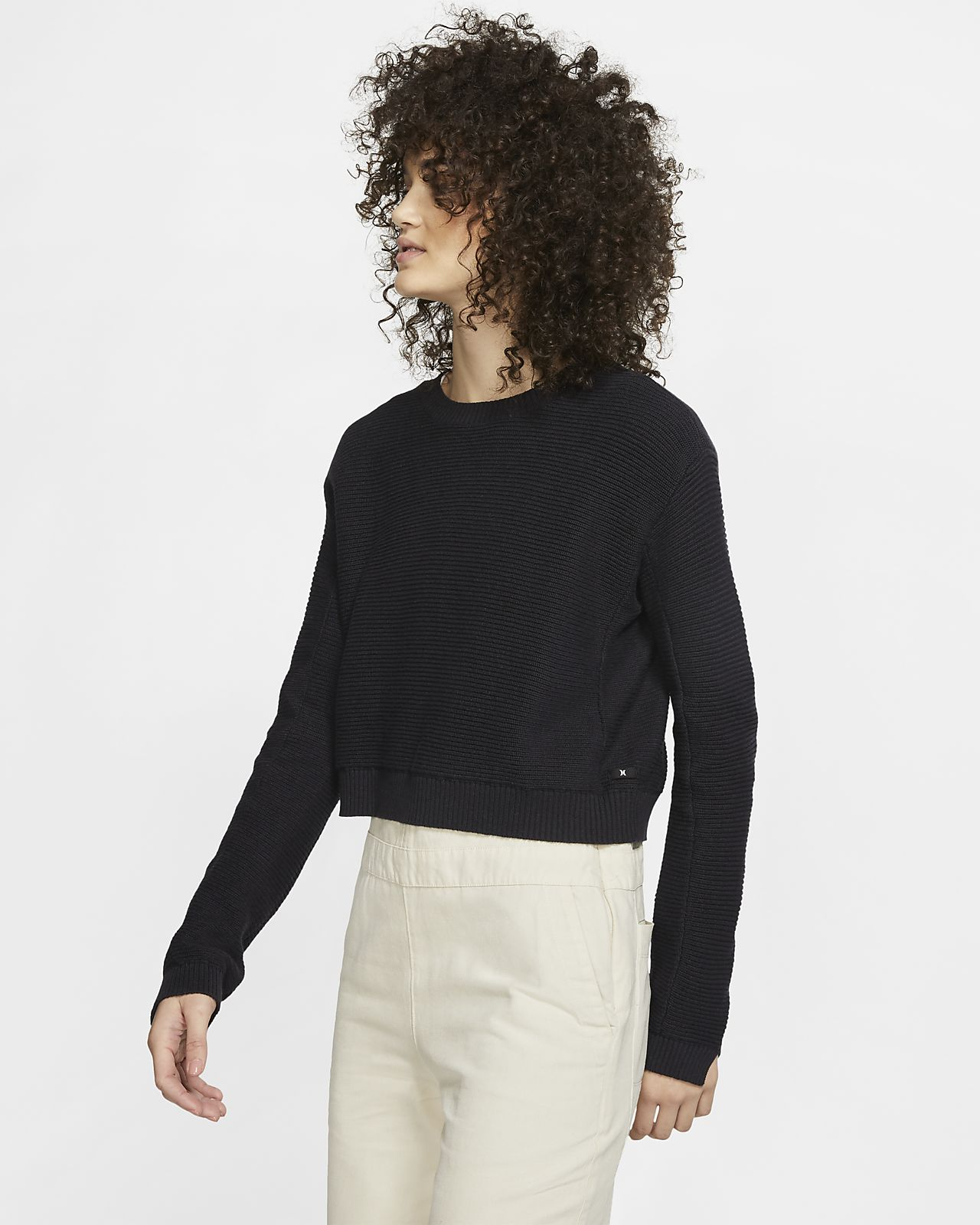 Camisola Hurley Sweater Weather para mulher