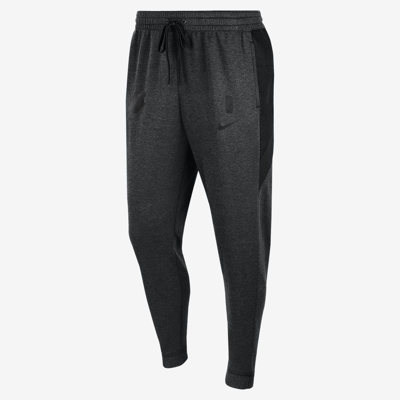 洛杉矶湖人队 Nike Dri-FIT Showtime NBA 男子长裤
