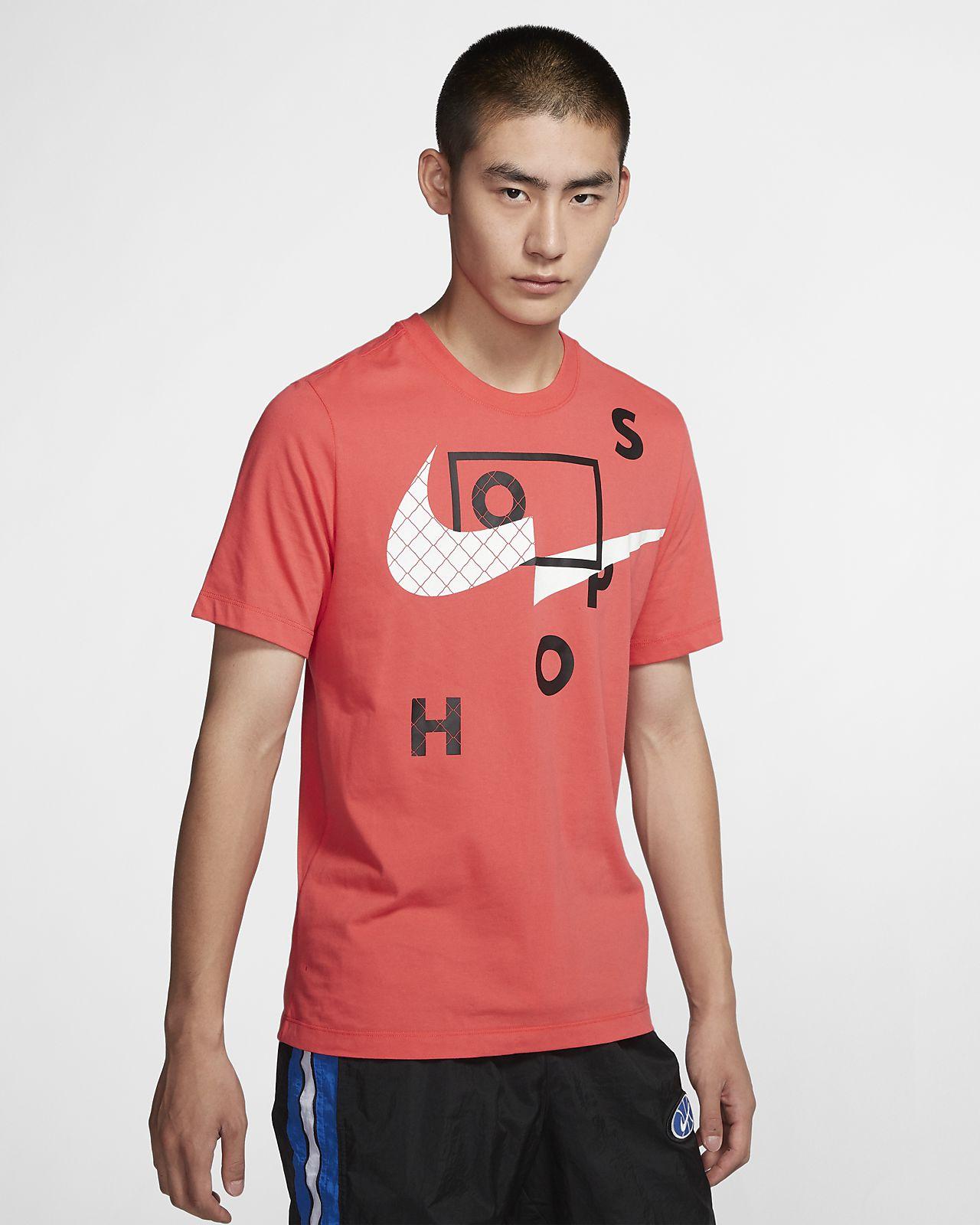 """Nike """"Hoops"""" 男子篮球T恤"""