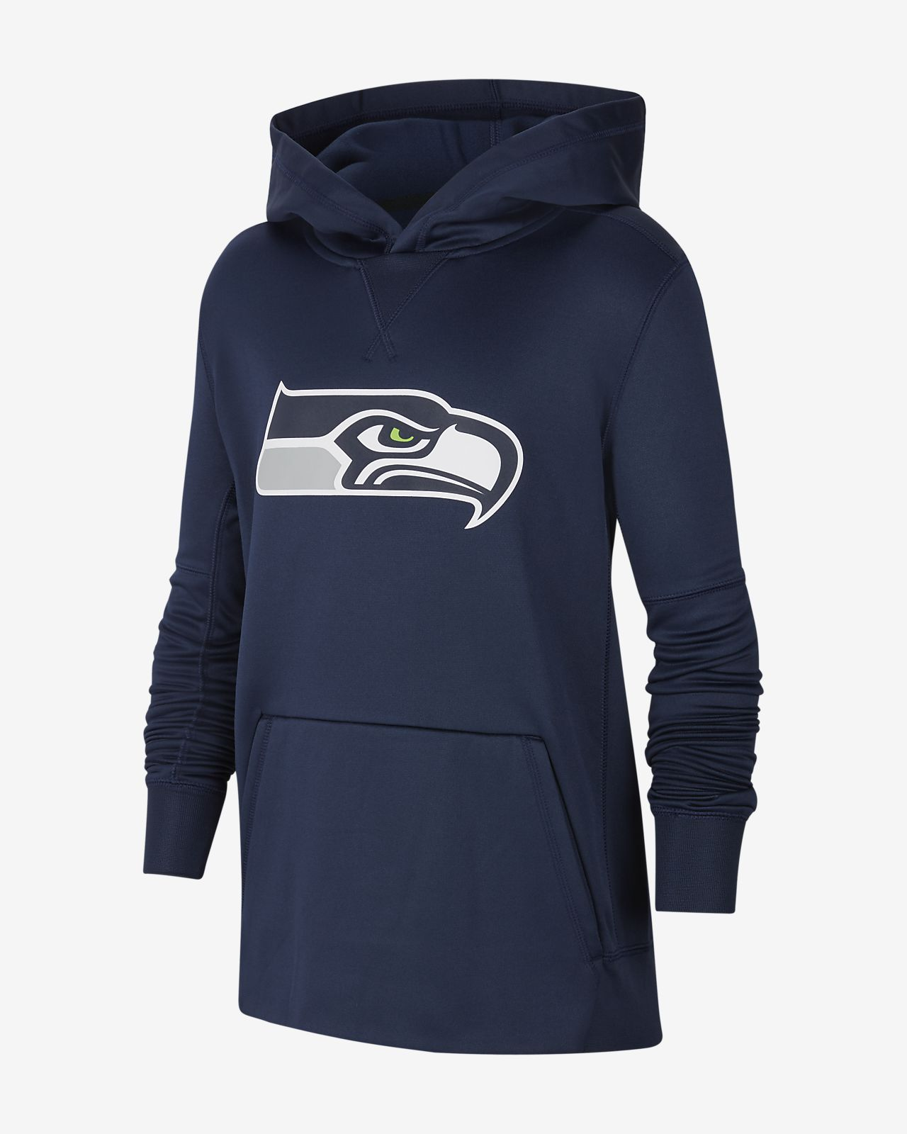 Nike (NFL Seahawks) Big Kids' Logo Hoodie