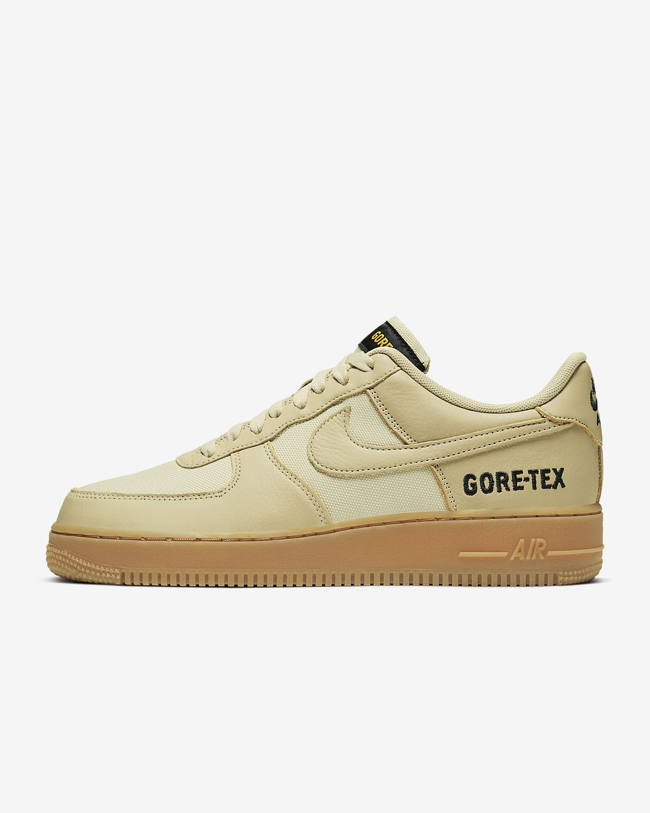 Nike Af1 Womens Nike Air Force One Cream Black Latest