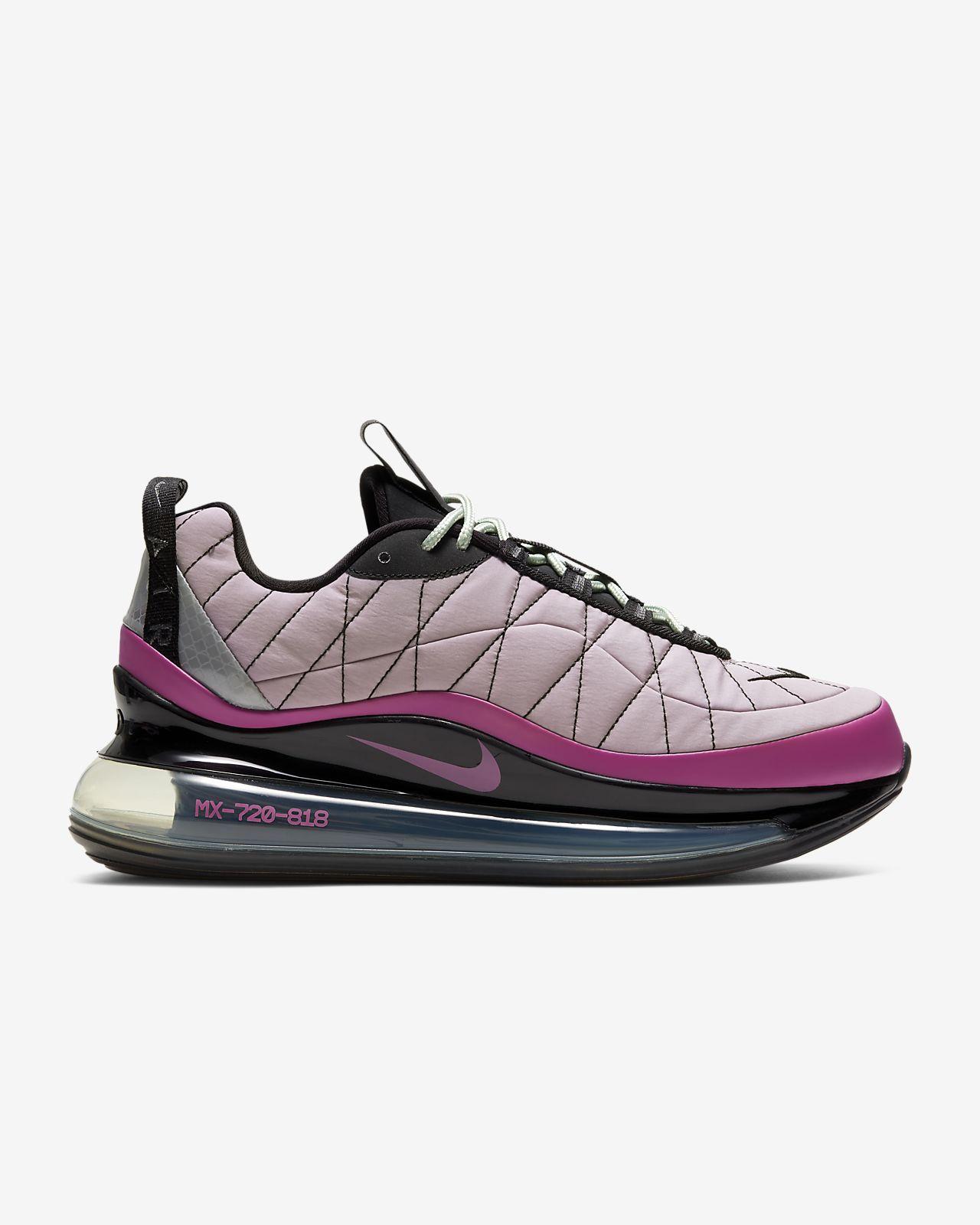 Nike W Mx 720 818 Iced Lilac Cosmic Fuchsia Black