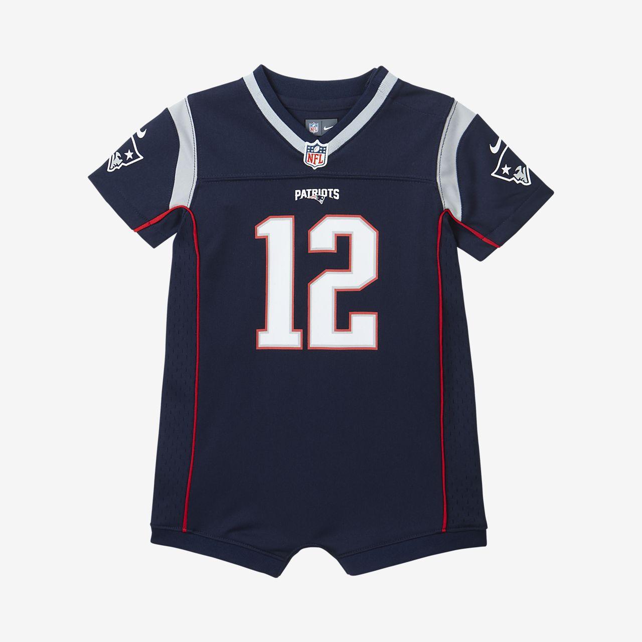 new england patriots infant jersey