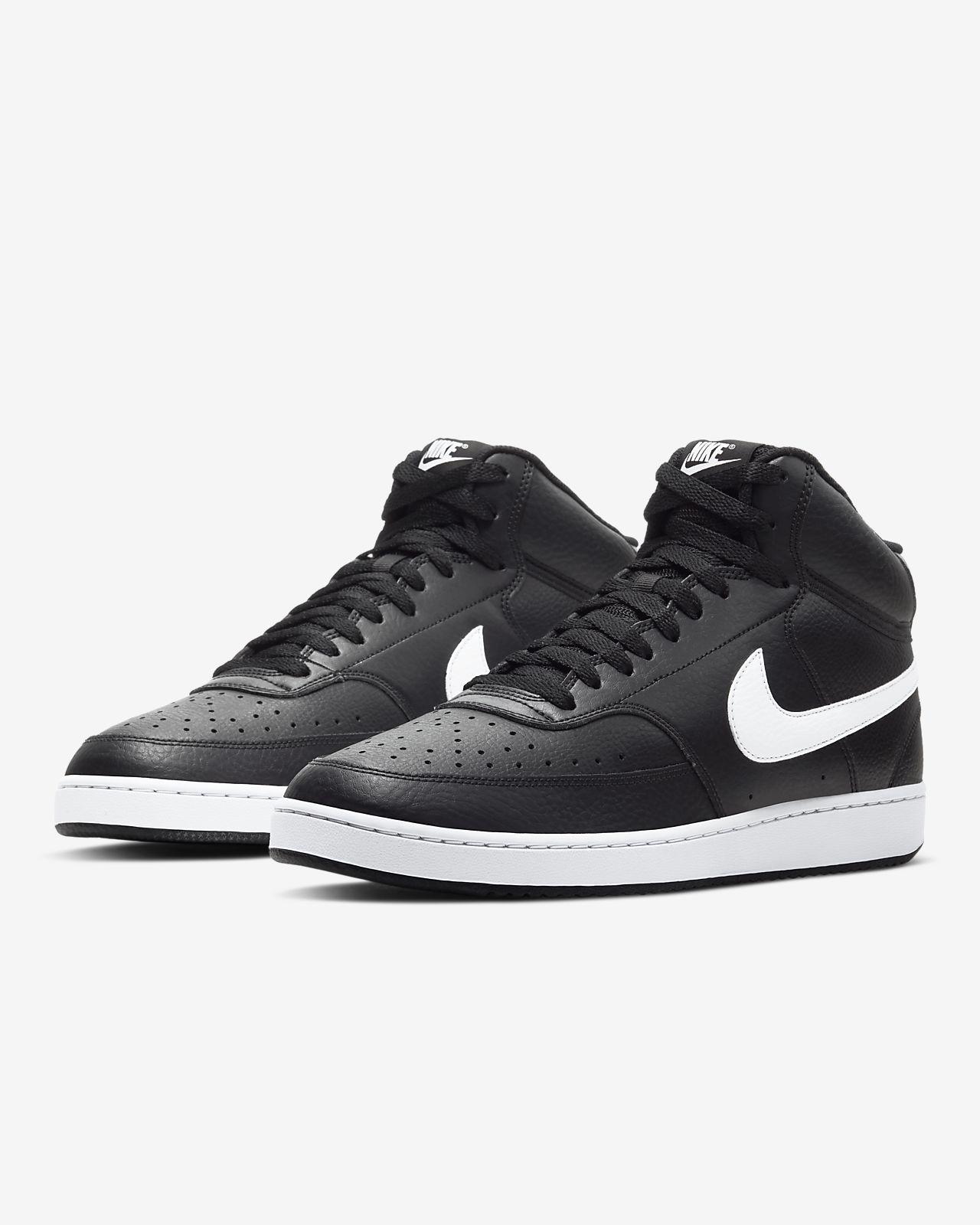 Nike Court Vision Mid Herenschoen