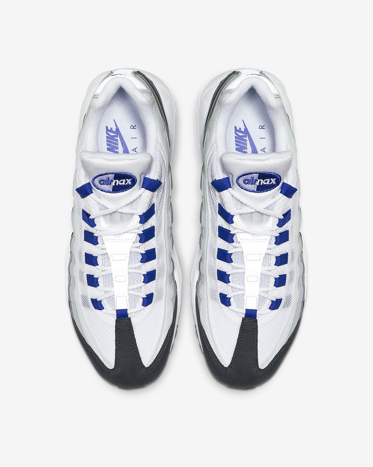 Buty męskie Nike Air Max 95 SC Biel 719.00 | Kixpoint