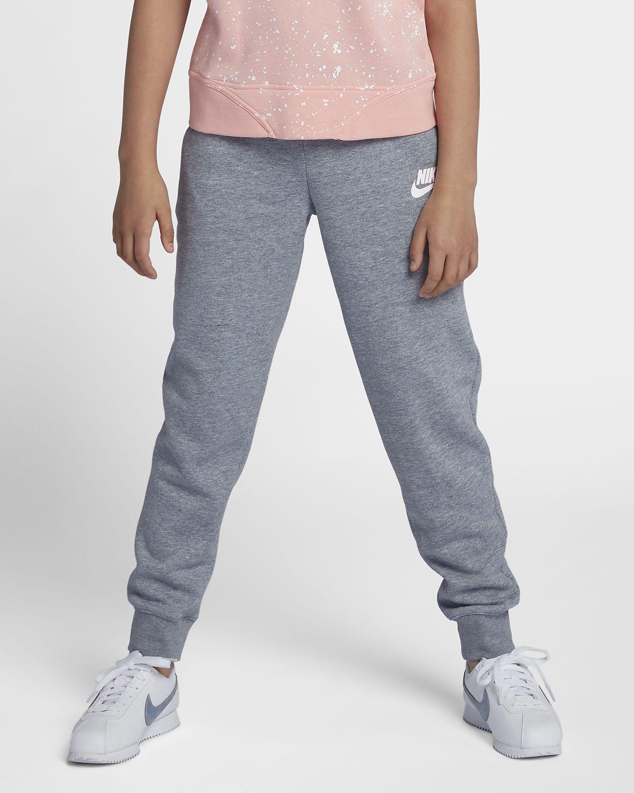Nike Sportswear bukse for store barn (jente)