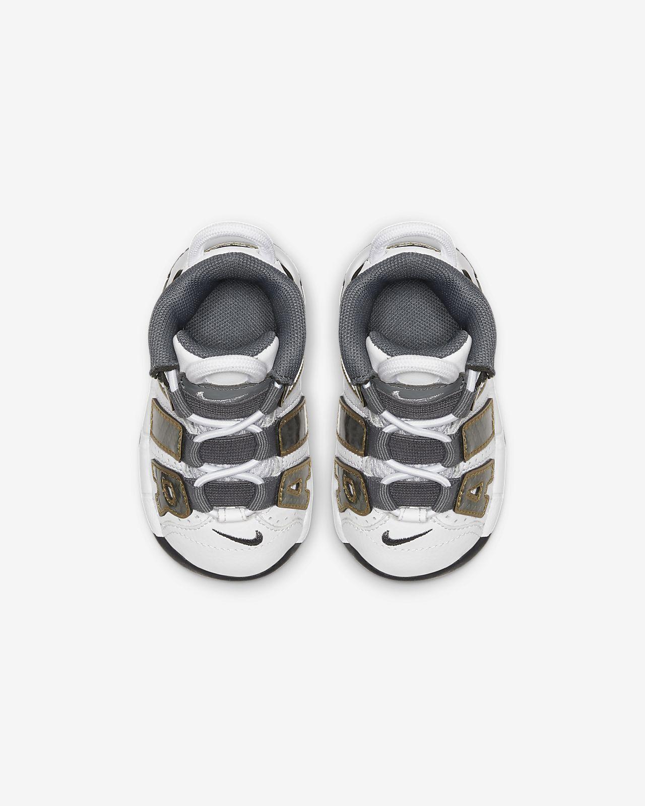 Scarpa Nike Air More Uptempo SE NeonatiBimbi piccoli