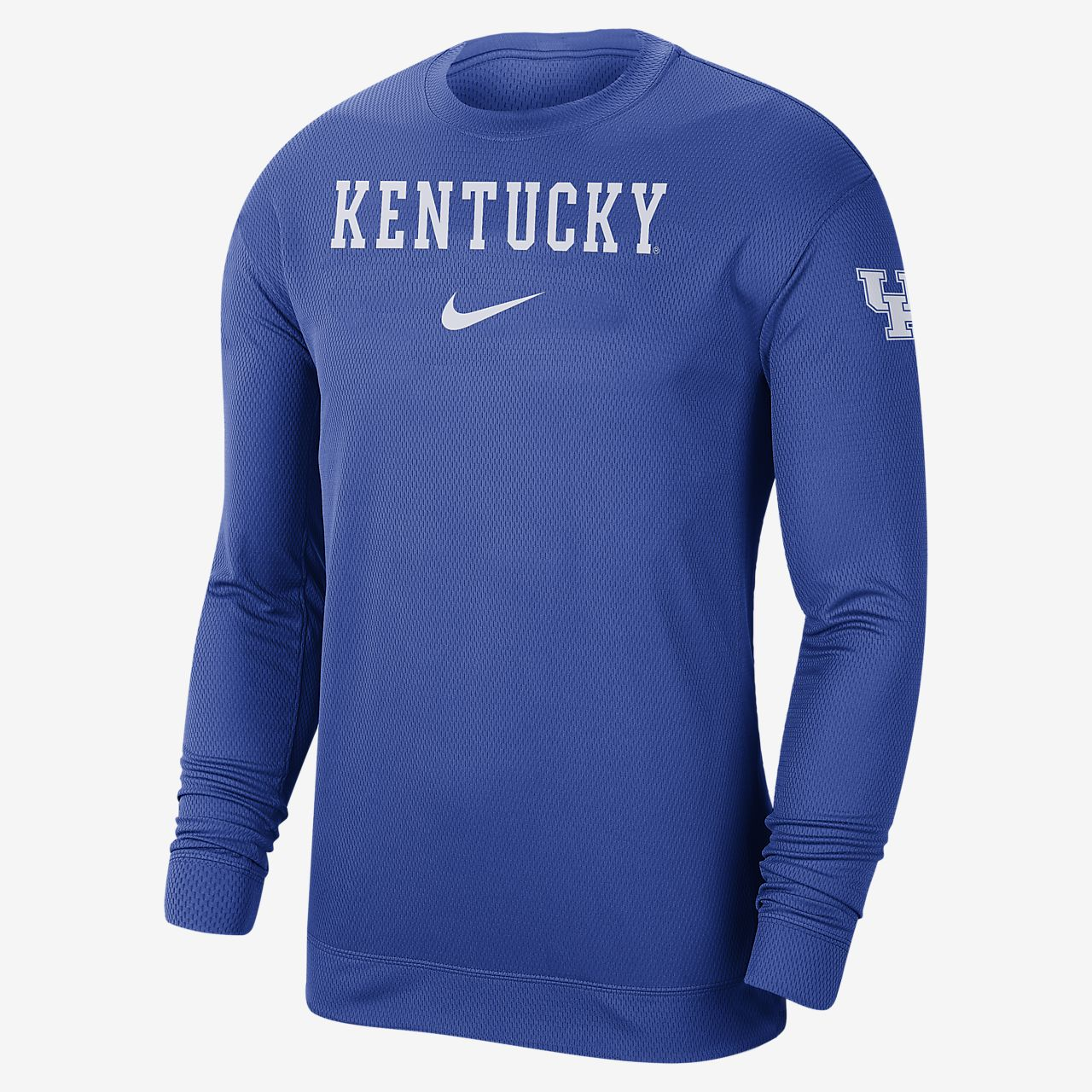 Nike College Dri-FIT Spotlight (Kentucky) Men's Long-Sleeve Top