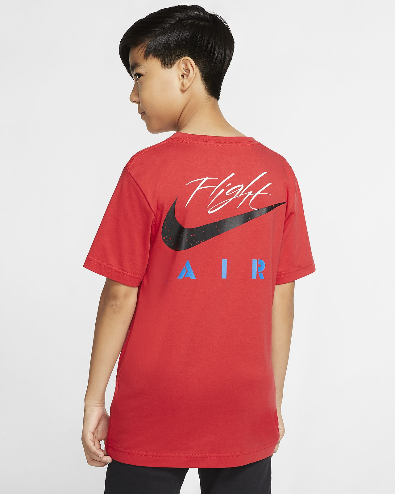 Air Jordan Older Kids' (Boys') Short Sleeve T Shirt