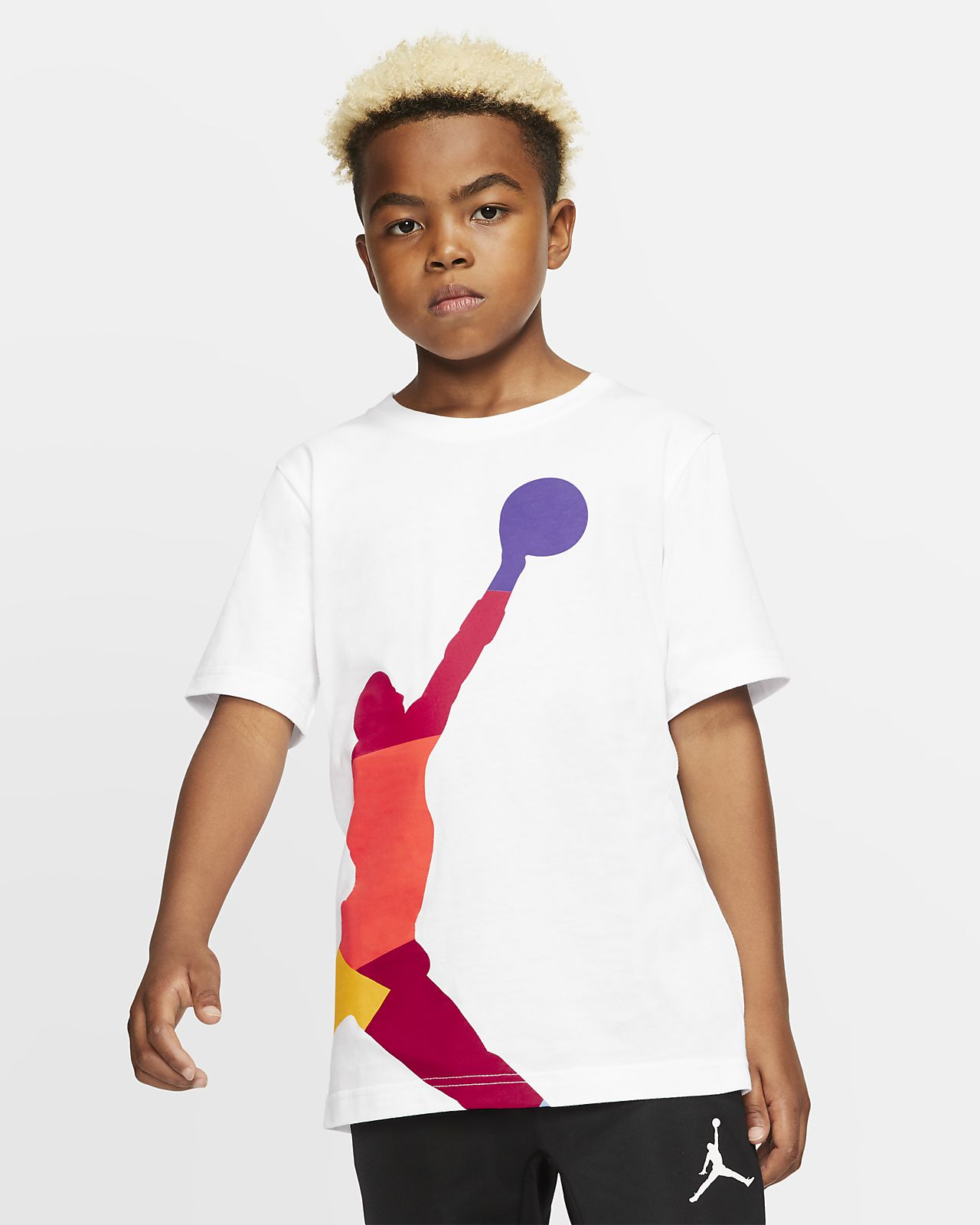 Jordan Jumpman Older Kids' (Boys') Short Sleeve T Shirt