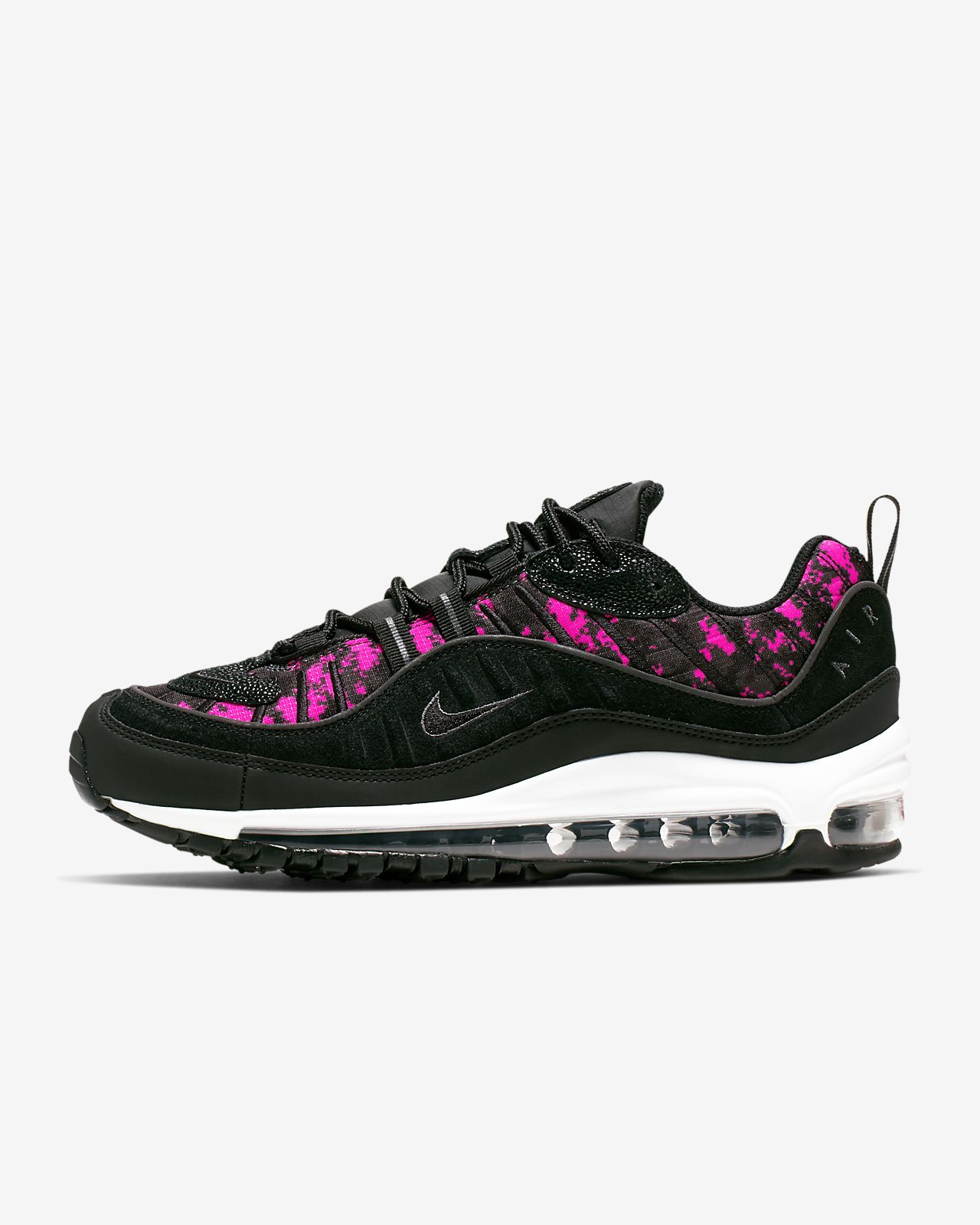 Nike Air Max 98 Premium Camo sko til dame