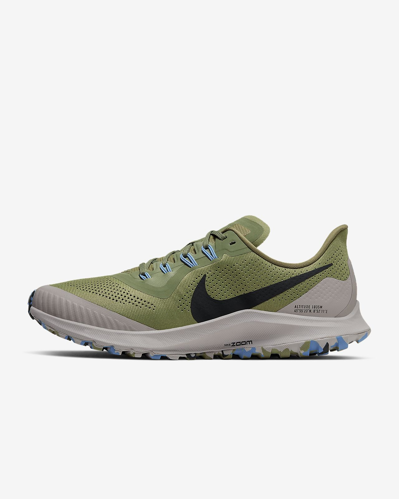 Nike Pegasus 36 Trail Trail Laufschuh für Herren