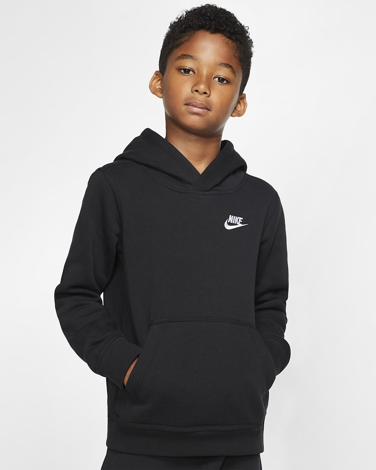 Hoodie pullover Nike Sportswear Club Júnior