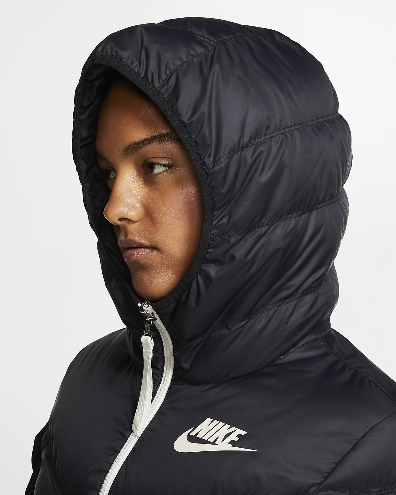 Veste réversible Nike Sportswear Windrunner Down Fill pour Femme