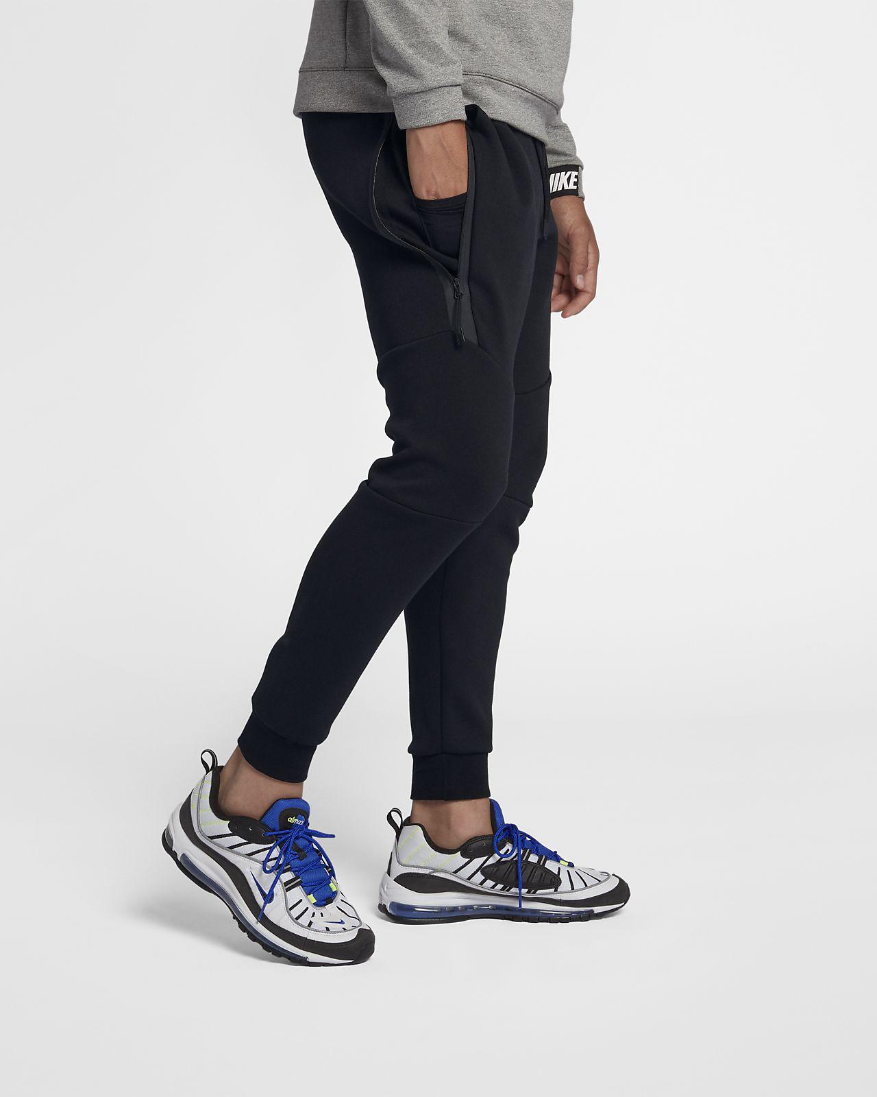 nike fleece tech joggers