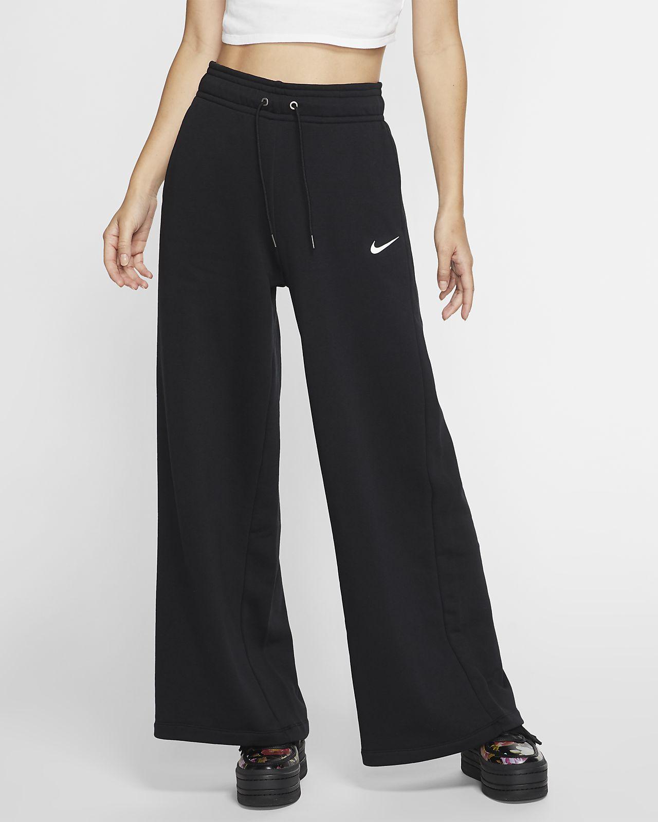 Pantalones de piernas anchas para mujer Nike Sportswear