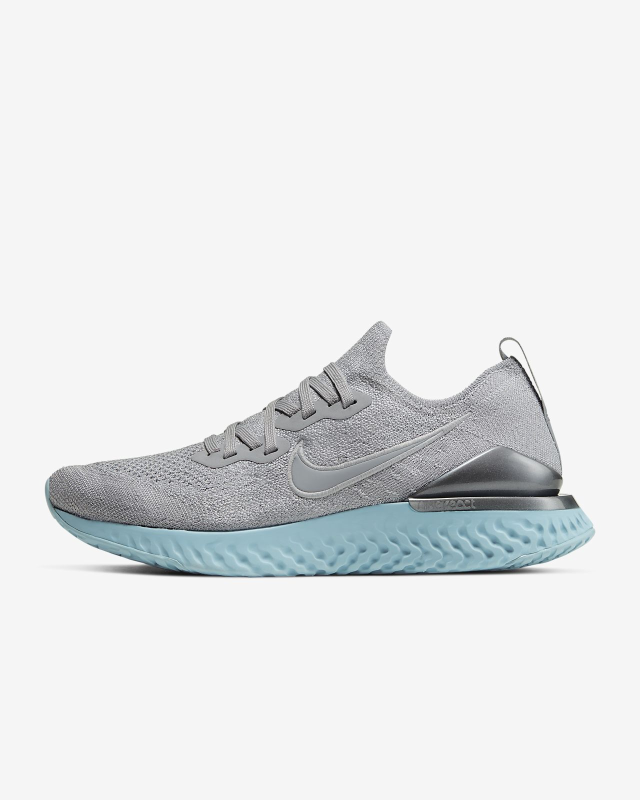 Nike Epic React Flyknit 2 Zapatillas de running Mujer