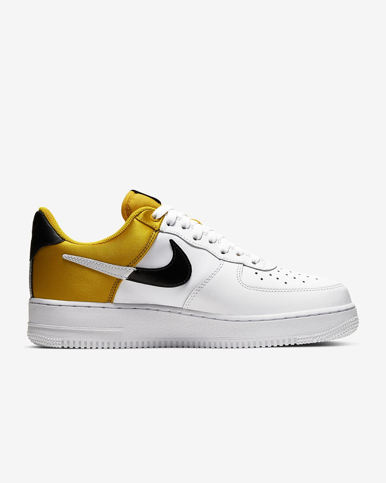 Nike Air Force 1 NBA Low sko
