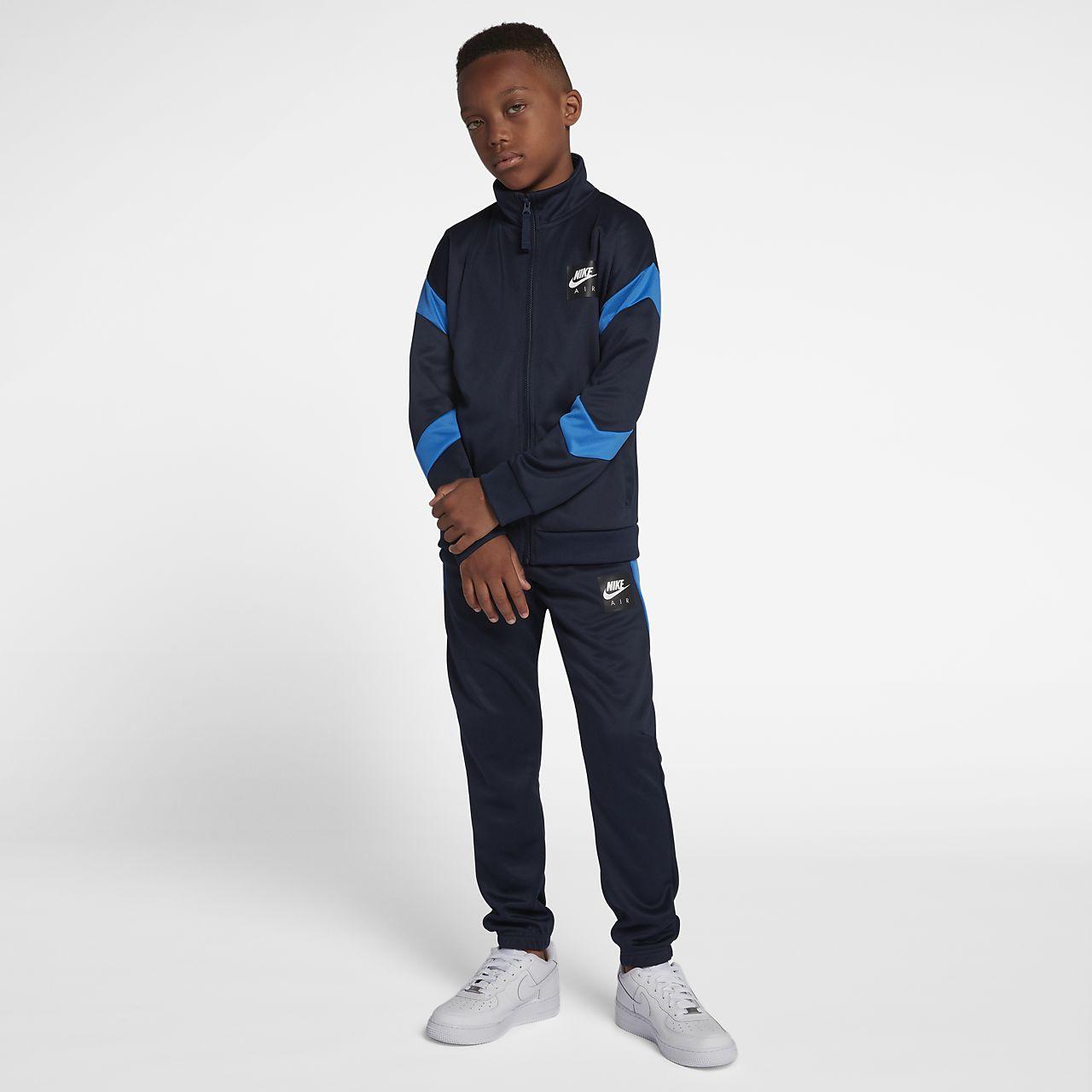 Костюм для мальчиков школьного возраста Nike Air