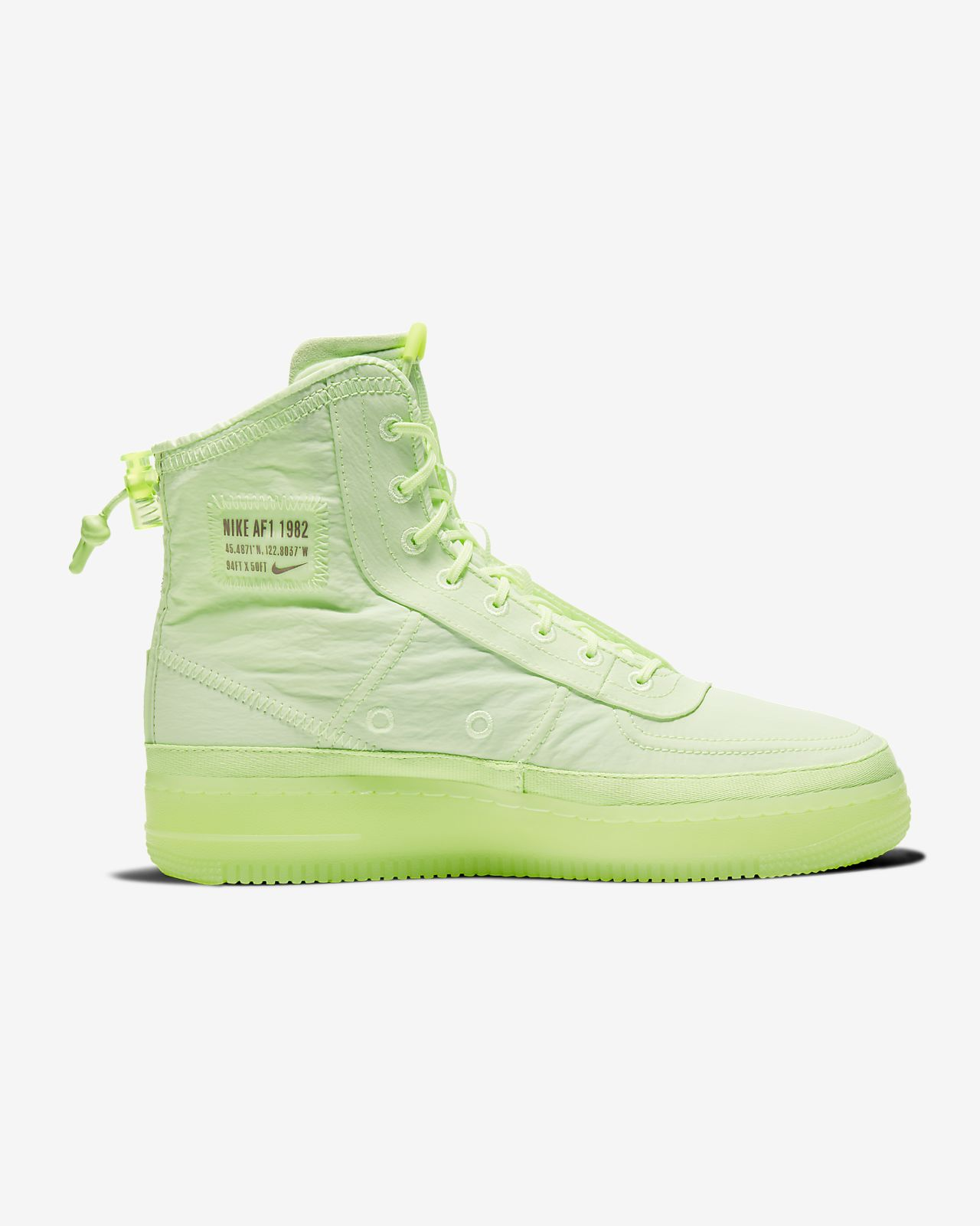 Sko Nike Air Force 1 Shell för kvinnor. Nike SE