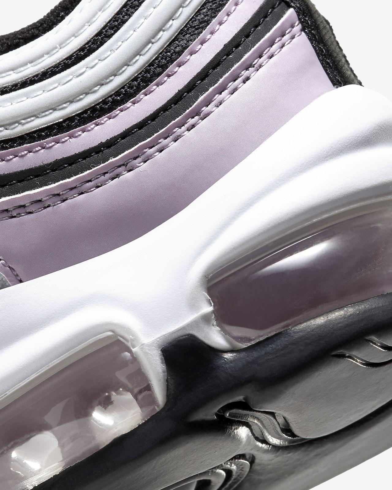 air max 97 ragazzo silver