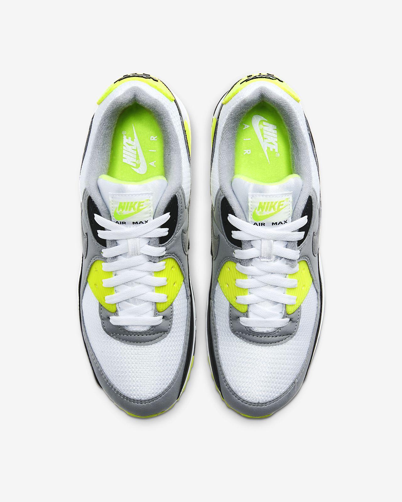 Nike Air Max 90 White Rose Light Smoke – Kith