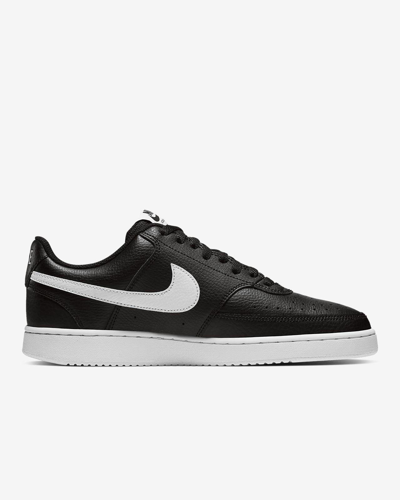 Sko Nike Court Vision Low för män. Nike SE