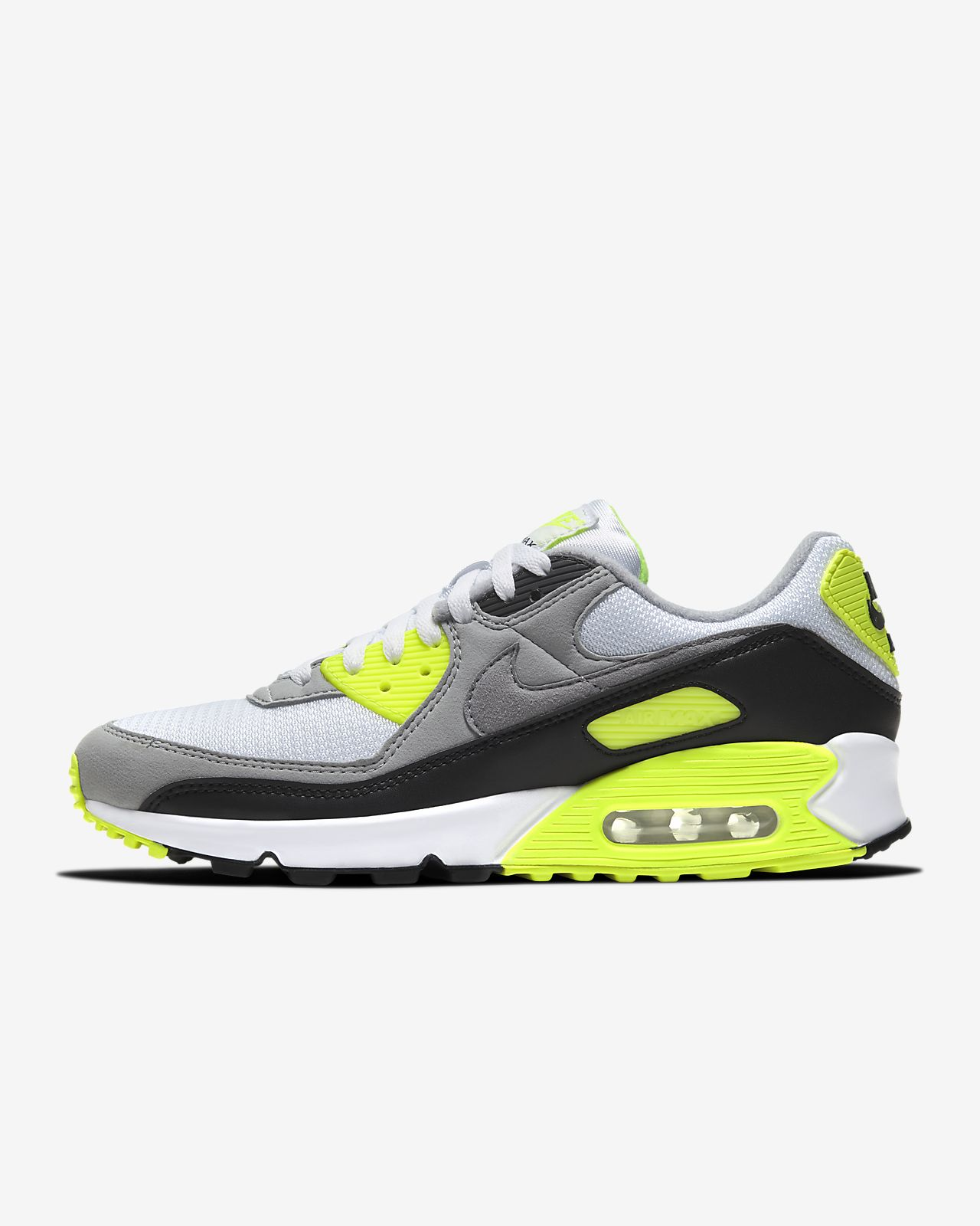 Nike Air Max 90 Premium | White & Black | 700155 103